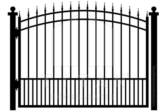 Iron Gate Designs | Titan Doors and Gates | (817) 769-6565 on Iron Get Design  id=18084