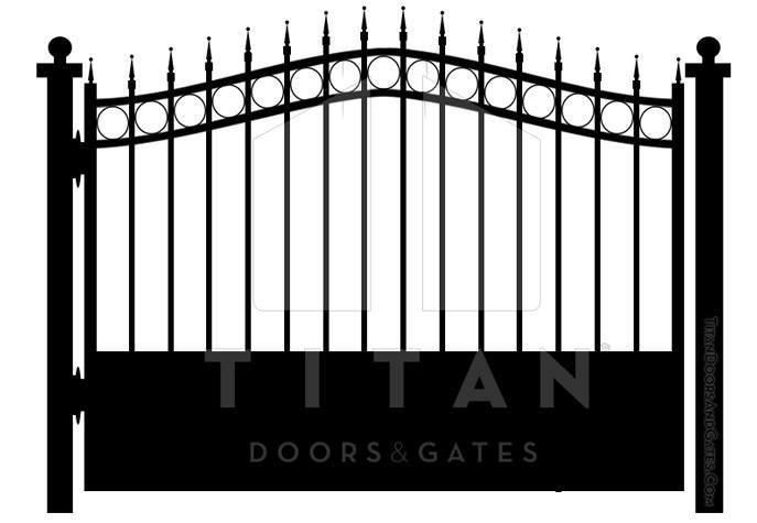 Iron Gate Designs   Titan Doors and Gates   (817) 769-6565