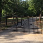 Custom Automatic Gate - Argyle TX